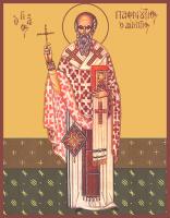 Преподобномученик Пафнутий Тентирский, Египтянин, икона (арт.м0672)