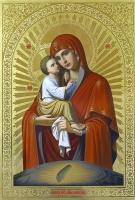 Почаевская икона Пресвятой Богородицы (арт.04258)
