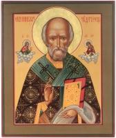 Николай чудотворец, архиепископ Мир Ликийских, святитель, икона (арт.38417)
