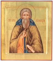 Сергий Радонежский преподобный, икона (арт.32591)
