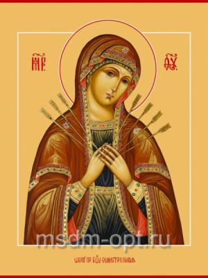 Семистрельная икона Божией Матери (арт.06245)